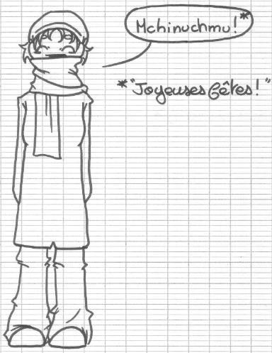 Oui, oui, je parle français...