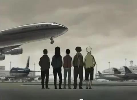 Comme un avion sans ailes...