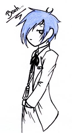 Bleu !